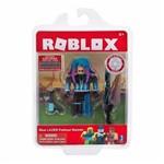 Boneco Roblox Blue Lazer Parkour Runner - Fun Divirta-se