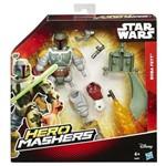 Boneco Star Wars Hero Mashers Deluxe Boba Fett Hasbro B3666 11376
