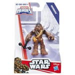 Boneco Star Wars Mini Chewbacca Playskool - Hasbro B7511