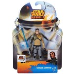 Boneco Star Wars Rebels Saga Legends - Kanan Jarrus 9,5 Cm - Hasbro