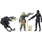 Boneco Star Wars Rogue One 3.75 Deluxe - Imperial Death Trooper - Hasbro