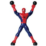 Boneco Stick Hero Avengers Spider-Man 1461 Candide