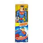Boneco Superman 30cm Liga da Justiça - Mattel Fjk01