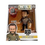 Boneco The Walking Dead Metals Rick Grimes Dtc