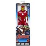 Boneco Titan Homem de Ferro 30 Cm C0756 Hasbro