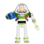 Boneco Toy Story - Buzz Lightyear Super Golpe - Mattel