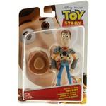 Boneco Toy Story 3 Figura Básica Woody Armadura de Batalha - Mattel