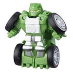 Boneco Transformável - Transformers Rescue Bots - Flip Racers - Boulder de Corrida - Hasbro