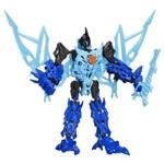 Boneco Transformers Construct Bots Scout Movie 4 Strafe - Hasbro
