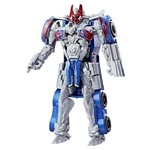 Boneco Transformers Hasbro Turbo Changer - Optimus Prime