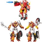 Boneco Transformers Platinum Planet - Hasbro