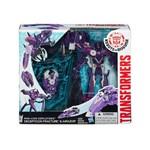 Boneco Transformers Rid Minicons Deploy Decepticon Fracture - Hasbro