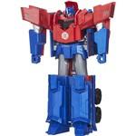 Boneco Transformers Rid 3 Passos Optimus Prime - Hasbro