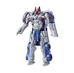 Boneco Transformers The Last Knight - Turbo Changer - Optimus Prime - Hasbro