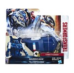 Boneco Transformers The Last Knight - Turno Changer - Barricade - Hasbro