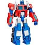 Boneco Transformes Generations Cyber Hasbro Optimus Prime Optimus Prime