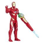 Boneco Vingadores: Guerra Infinita Homem de Ferro com Joia do Infinito - Hasbro