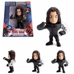 Boneco Winter Soldier Guerra Civil Metal Die Cast 3867