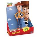 Boneco Xerife Woody Macio Toy Story Disney Toyng