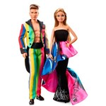 Bonecos Barbie e Ken Collector Moschino Giftset - Mattel