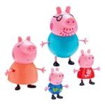Bonecos Família Pig - Peppa Pig - Dtc