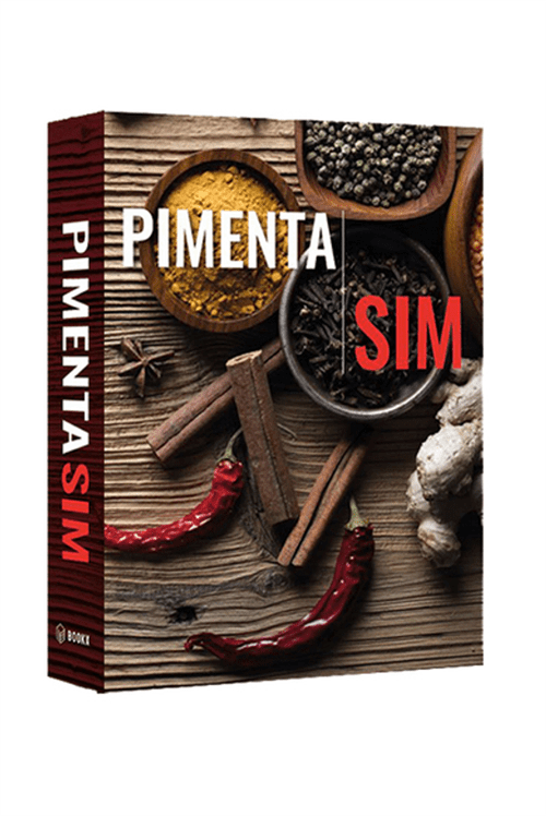 Book Box Pimentas Sim