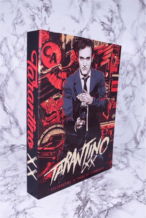 Book Box Tarantino