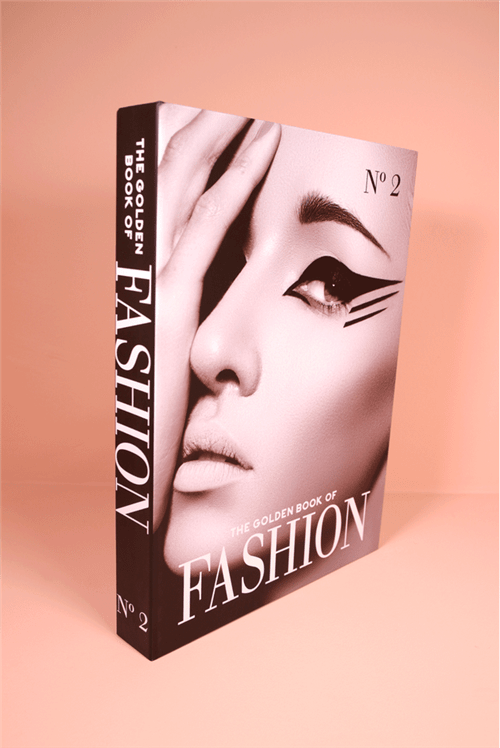 Book Box The Golden Book Of Fashion