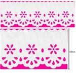 Bordado Marilda Mod. 53 Lasy Crochê C/ 10m - Branco
