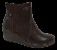 Bota Anabela Feminina Comfortflex 1860302 | Dtalhe Calçados