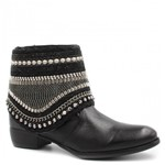 Bota Cano Curto Zariff Shoes Ankle Boot Zíper C110BZRF | Betisa