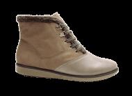Bota Coturno Feminino Comfortflex Flatform 1770302 | Dtalhe