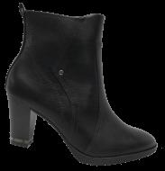 Bota Feminina Preta Comfortflex 1878301 | Dtalhe Calçados