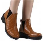 Bota Zariff Shoes Chelsea Animal Print | Betisa
