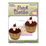 Botton Patch Cupcake Chocolate 3000 - 2 Unid