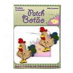 Botton Patch Galo 2469 - 2 Unid