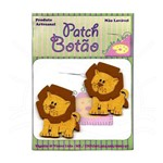 Botton Patch Leão Baby 2511 - 2 Unid