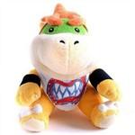 Bowser Jr - Pelúcia Mario Bros