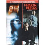 Box 24 Horas - Prision Break - 1ª Temporada Completa (rgm)