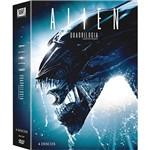 Box Alien Quadrilogia (4 DVDs)