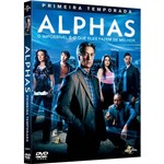 Box Alphas: 1ª Temporada (3 DVDs)