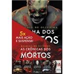 Box as Cronicas dos Mortos - Faro Editorial