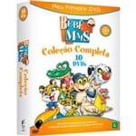 Box Bebê Mais - Col. Meu Primeiro DVD - 10 Discos