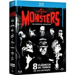 Box Blu-ray Monsters: The Essential Collection (8 Discos)