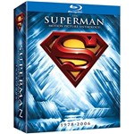 Box Blu-ray Superman Motion Picture Anthology 1978-2006 (8 Discos)