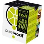 Box CD - Pure Brazil - Volume 1 (12 Discos)