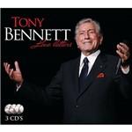 Box CD - Tony Bennett - Love Letters (3 Discos)