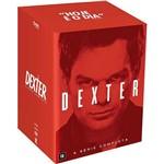 Box Coleção Completa Dexter 8 Temporadas 32 Dvds