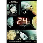 Box: DVD 24 Horas - a 6ª Temporada- 7 DVDs