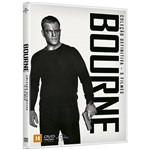 Box DVD Coleção Bourne 1-5